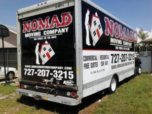 Nomad Moving Company in Land O'Lakes, Florida | Local Moving Company